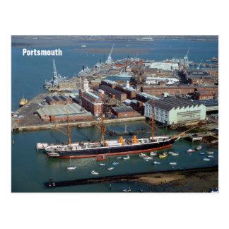 Postal de Portsmouth