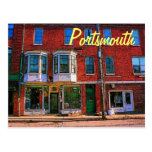 Postal de Portsmouth (NH)