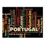 Postal de PORTUGAL