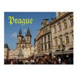 Postal de Praga