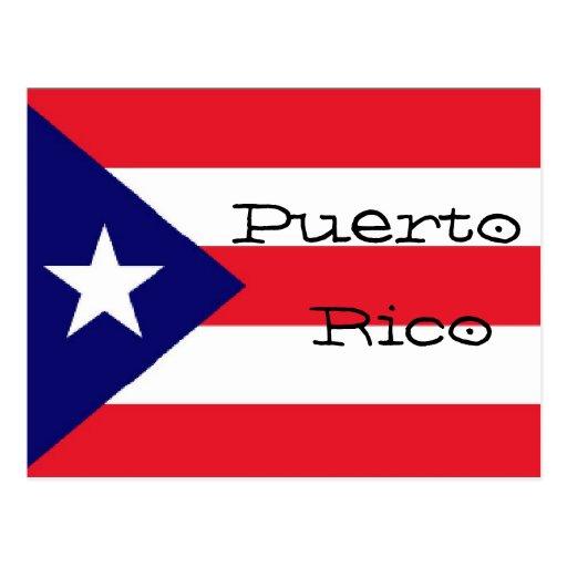 Postal de Puerto Rico