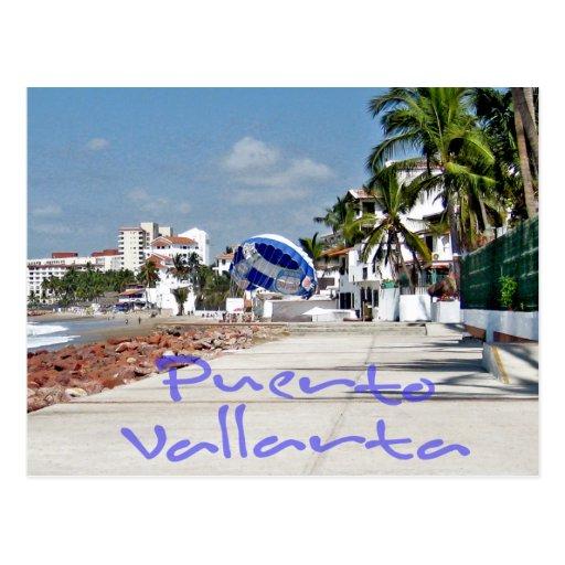 Postal de Puerto Vallarta