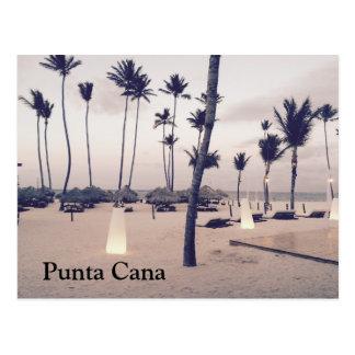 Postal de Punta Cana
