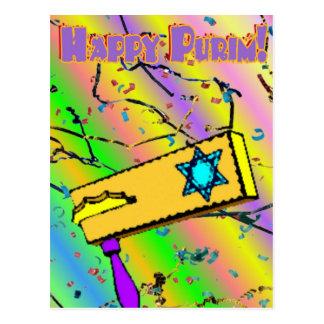 Postal de Purim