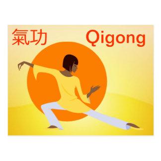 Postal de Qigong