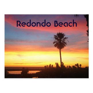 Postal de Redondo Beach
