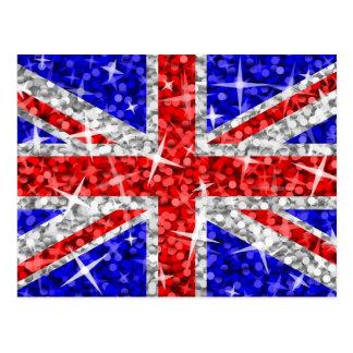 Postal de Reino Unido del Glitz