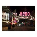 Postal de Reno nanovoltio