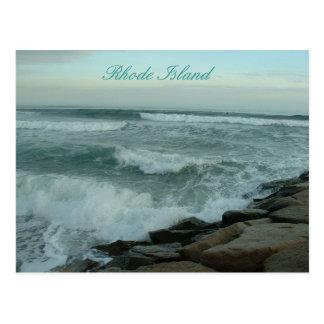 Postal de Rhode Island