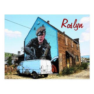 Postal de Roslyn