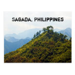 Postal de Sagada