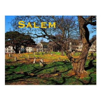 Postal de Salem (mA)