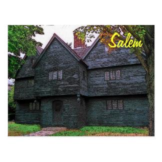 Postal de Salem