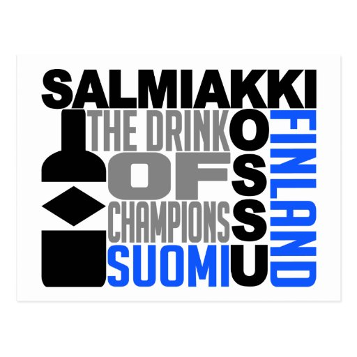 Postal de Salmiakki Kossu