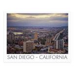 Postal de San Diego, California