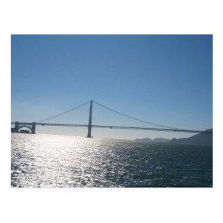 POSTAL DE SAN FRANCISCO BAY #4