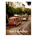 Postal de San Francisco de las carretillas