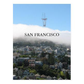 ¡Postal de San Francisco! Tarjetas Postales