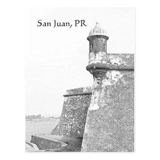Postal de San Juan