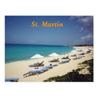 Postal de San Martín
