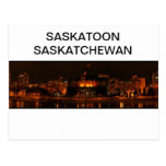 Postal de Saskatoon Saskatchewan