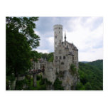 Postal de Schloss Lichtenstein