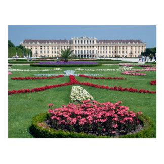 Postal de Schloss Schoenbrunn