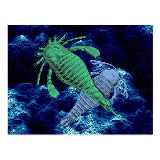 Postal de SeaScorpions