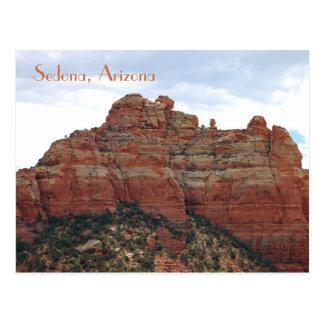 Postal de Sedona Arizona