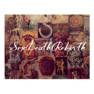 Postal de SexDeathRebirth