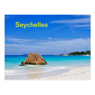 Postal de Seychelles