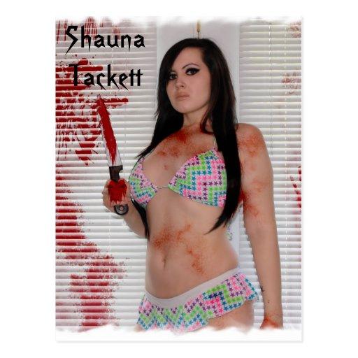 Postal de Shauna Tackett