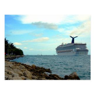 POSTAL de Ship~ del ~Cruise, PERSONALIZAR