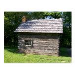 Postal de Sideview de la cabina de Puckett