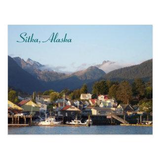 Postal de Sitka
