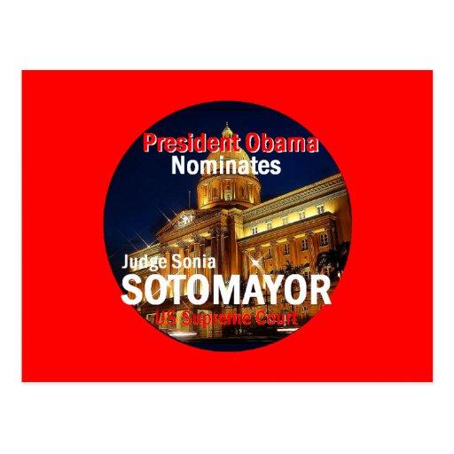 Postal de Sotomayor
