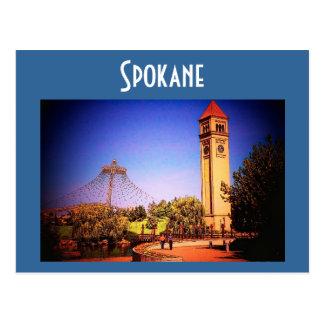Postal de Spokane (parque)
