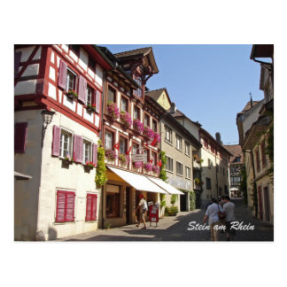 Postal de Stein am Rhein