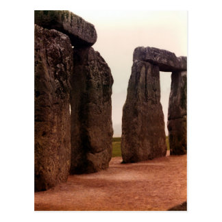 Postal de Stonehenge