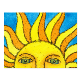 Postal de Sun del verano
