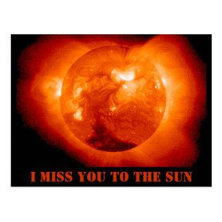 Postal de Sun