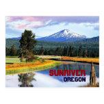 Postal de Sunriver Oregon