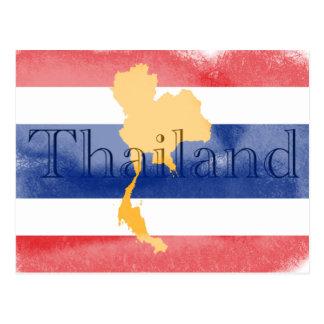 Postal de Tailandia
