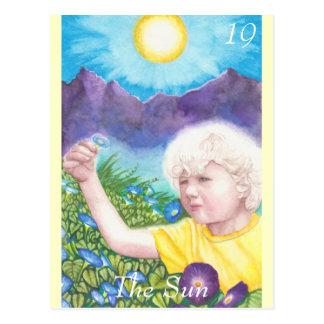 Postal de The Sun