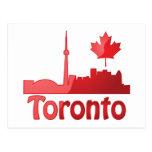 Postal de Toronto