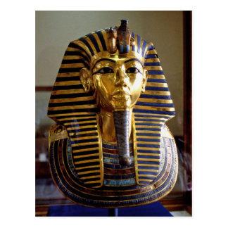 Postal de Tutankhamun
