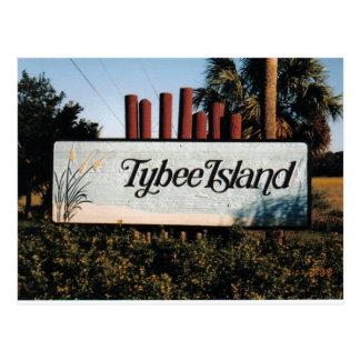 Postal de Tybee
