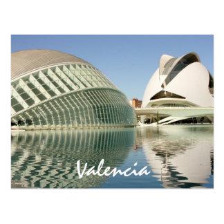 Postal de Valencia España