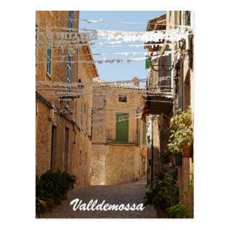 Postal de Valldemossa