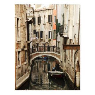 Postal de Venecia
